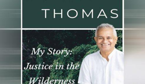 Pengasas Gerakbudaya Beri Keterangan Buku Tommy Thomas