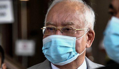 Kabinet Setuju Cadangan Najib Sembunyi Sumbangan