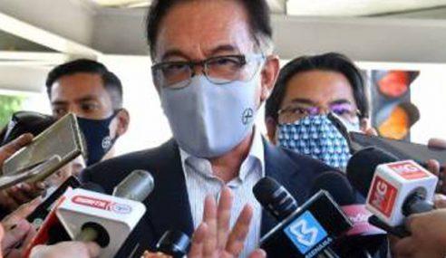 Anwar Minta SPRM Siasat Dakwaan Sogok Libat Menteri Kanan