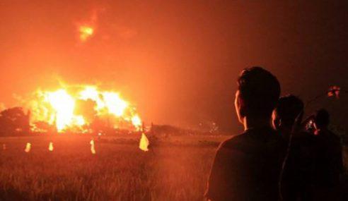 Kebakaran Loji Pertamina: Tiada Terkorban, 3 Hilang