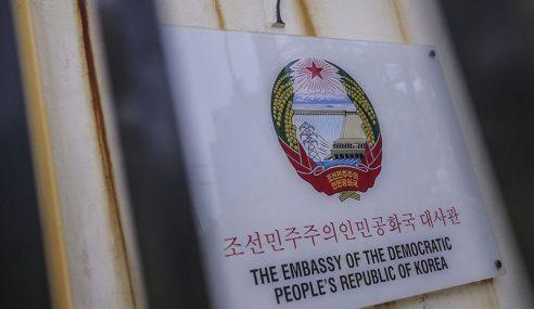PDRM Tingkat Kawalan Kedutaan Korea Utara, Kawasan Sensitif
