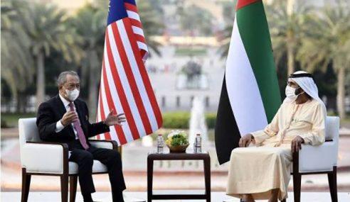 Lawatan Muhyiddin Luaskan Hubungan Malaysia-Arab Saudi
