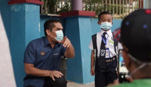 KPM Kagum Pematuhan SOP Hari Pertama Buka Sekolah