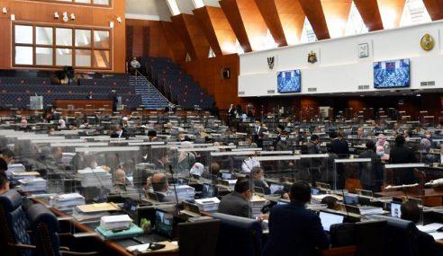 Dewan Rakyat Tak Akan Bersidang Sehingga 1 Ogos