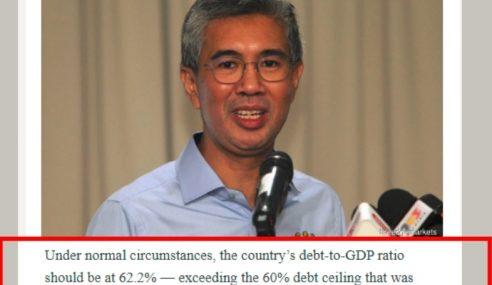 Bagaimana Kerajaan Mampu Umum Bantuan RM20 Billion?