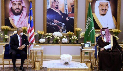Lawatan Muhyiddin Lonjak Hubungan Riyadh-KL