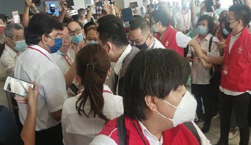 Polis Siasat Pelanggaran SOP Konvensyen DAP Perak