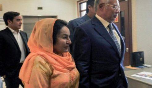 Najib, Rosmah Akan Periksa 11,991 Unit Barang Kemas
