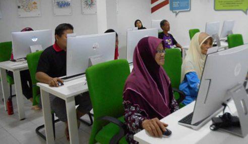 Sasaran Rapatkan Jurang Digital Rakyat Di Bandar, Desa