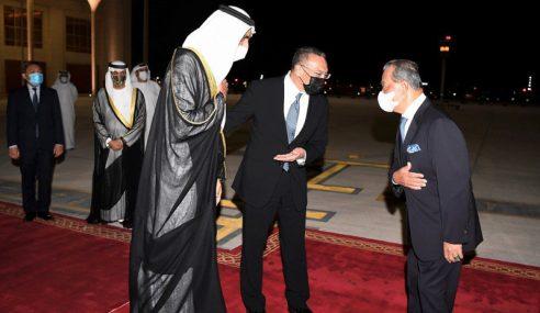 Lawatan Muhyiddin Cipta Horizon Baharu Hubungan UAE-Malaysia
