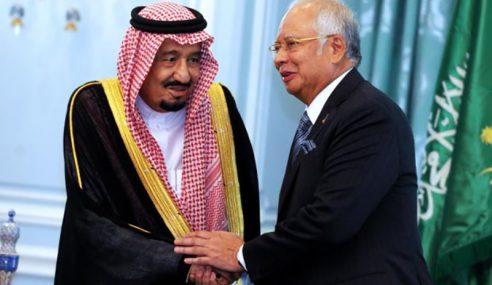 Jangan Kutuk Lawatan PM 8 Ke Arab Saudi – Najib