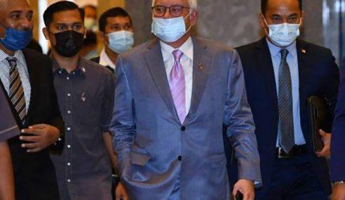 SRC: Pasukan Pembelaan Najib Selesai Hujah