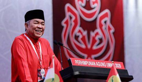 Zahid Nafi Perbualannya Bersama Anwar