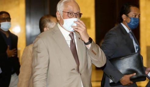 Mahkamah Rayuan Tolak Permohonan Najib