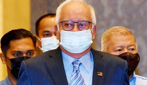 Perbicaraan Najib Kes Dana SRC RM27 Juta Tangguh