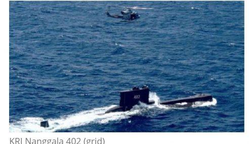 Apakah Nasib 53 Krew Kapal Selam KRI Nanggala?