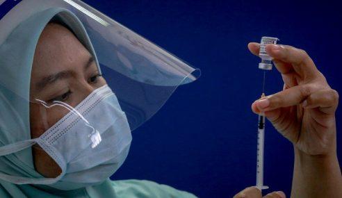 Suami Isteri Boleh Disekalikan Janji Temu Suntikan Vaksin