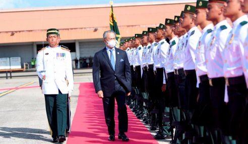 Muhyiddin Adakan Pertemuan Dengan Sultan Brunei