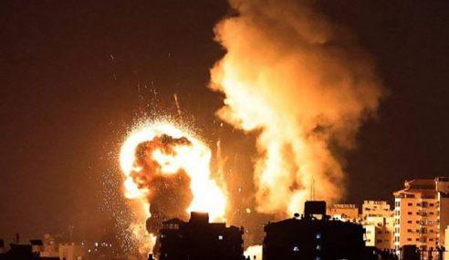 Israel Setuju Gencatan Senjata Dengan Hamas
