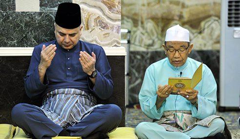 """""""Kekal Jawatan Mufti Hingga Akhir Hayat"""""""