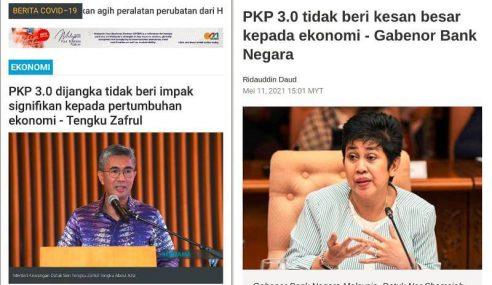 Implikasi PKP 3.0 Kepada Ekonomi – Najib