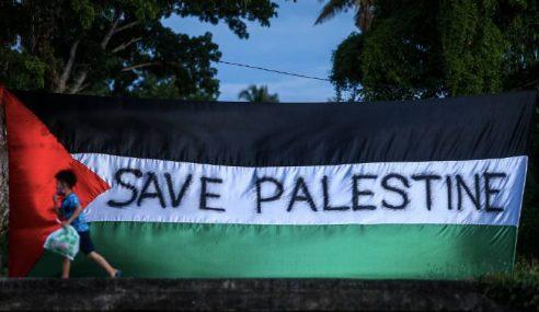 Hari Pertama Umat Islam Palestin Dapat Meraikan Aidilfitri