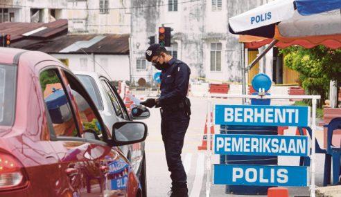 6 Daerah Di Selangor Kena PKP