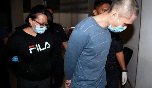 Bunuh Anak Lelaki, Suami Isteri Dihukum Gantung