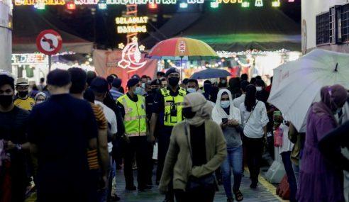 Bazar Ramadan, Aidilfitri Di KL Diteruskan