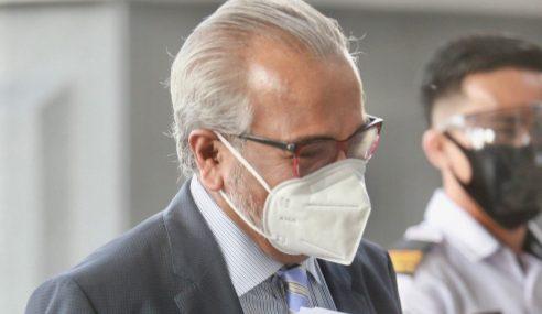 Bicara 1MDB Dilapangkan Hari Ini, Najib Belum Pulih
