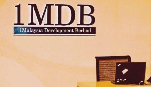 DOJ Sudah Serah RM1.9 Bilion Dana Berkaitan 1MDB