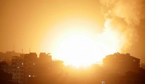 20 Maut Serangan Udara Israel Ke Atas Gaza