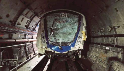 Pengabaian SOP Punca Tren LRT Berlanggar