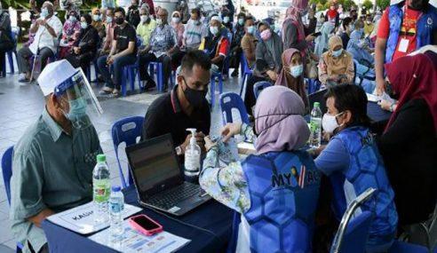 Malaysia Sasar 200,000 Dos Suntikan Sehari Akhir Julai