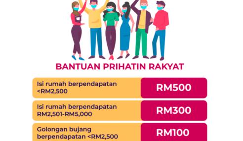 Ulasan Najib Terhadap Insentif PM 8
