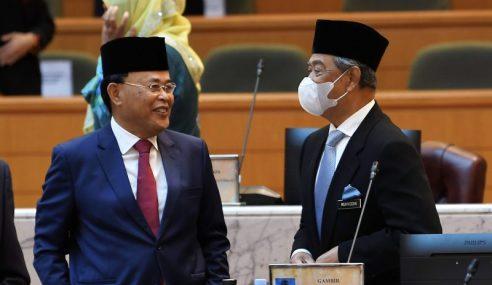 Muhyiddin Beri Bayangan PRU15 Selepas Belanjawan 2022