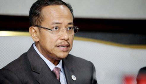 """""""Saya Masih Menteri Besar Yang Sah"""" – Ahmad Samsuri"""