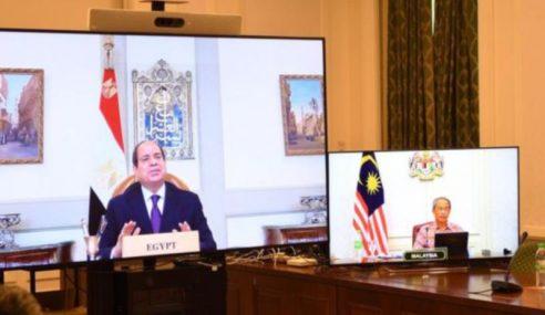 Malaysia, Mesir Bincang Semarakkan Semula Kerjasama