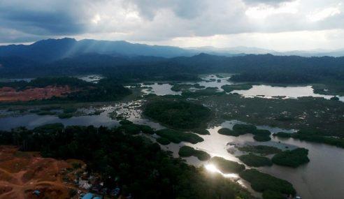 JAS Sahkan Kualiti Air Tasik Chini Bersih
