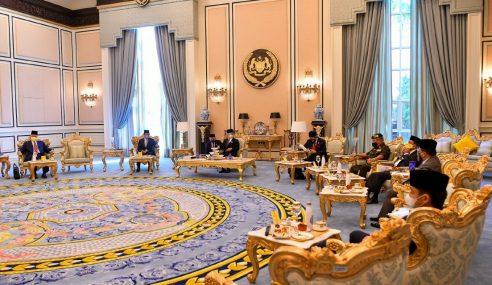 Raja-Raja Melayu Sependapat Tiada Keperluan Darurat Disambung