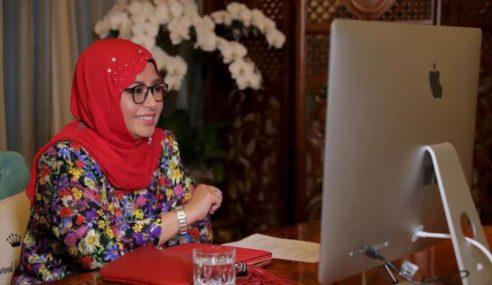 Covid-19: Membantu, Bukan Tuding Jari – Permaisuri Johor