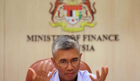 Najib Jawab Lagi Tengku Zafrul Pasal SRC