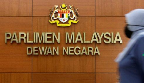 Tiada 'Isu Luar Dugaan' Sidang Dewan Negara