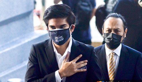 Syed Saddiq Selesai Bayar Jaminan RM80,000