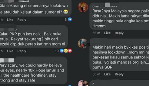 KKM Tutup Komen, Orang Ramai 'Serang' Dr Noor Hisham