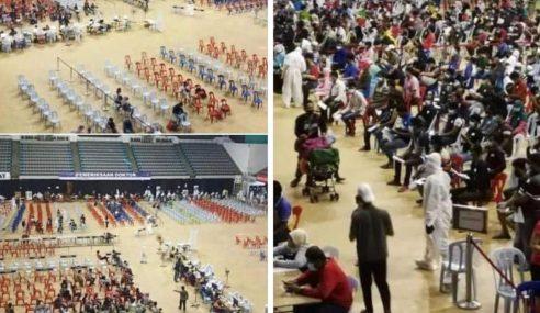 KKM Mohon Maaf Kekeliruan Di CAC Stadium Malawati