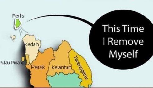 Selepas Selangor, Giliran Perlis 'Bawa Diri'