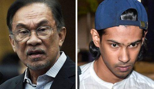 Yusoff Rawther Saman Anwar Ibrahim