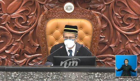 Sidang Khas Dewan Rakyat Kecoh